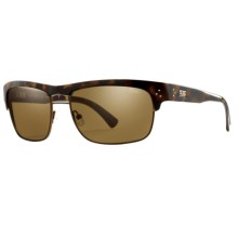 Smith Optics Scientist Sunglasses - Polarized in Tortoise/Brown - Closeouts