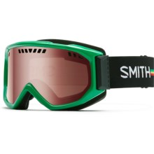 Smith Optics Scope Graphic Ski Goggles in Irie/Ignitor - Closeouts