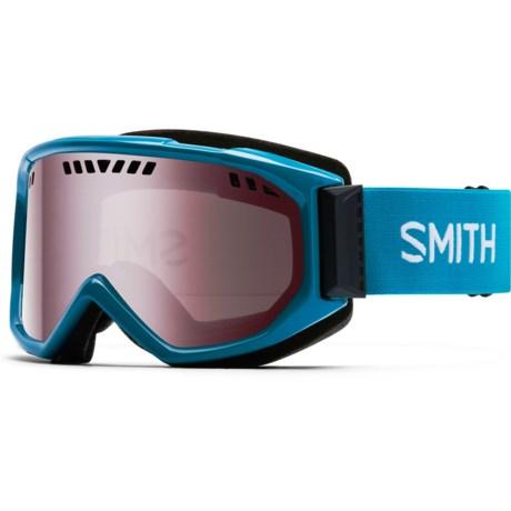 Smith Optics Scope Graphic Ski Goggles in Pacific/Ignitor