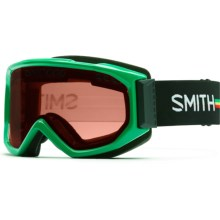 Smith Optics Scope Pro Ski Goggles in Irie/Rc36 - Closeouts