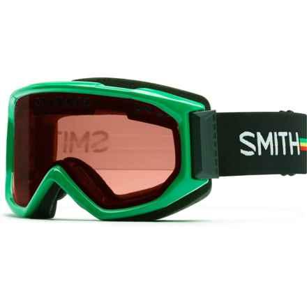 Smith Optics Scope Pro Ski Goggles in Irie/Rc36 - Closeouts