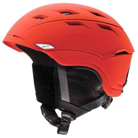 Smith Optics Sequel Ski Helmet (For Women) in Matte Sriracha - Closeouts