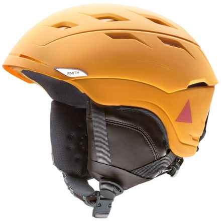Smith Optics Sequel Ski Helmet in Matte Mustard Contidions - Closeouts