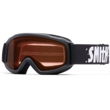Smith Optics Sidekick Ski Goggles (For Little and Big Kids) in Black/Rc36 - Closeouts