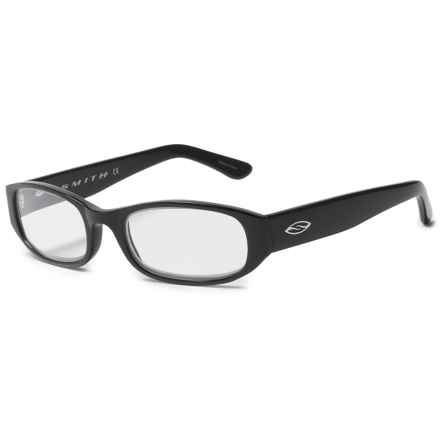 Smith Optics Slim Reader Glasses in Black - Closeouts