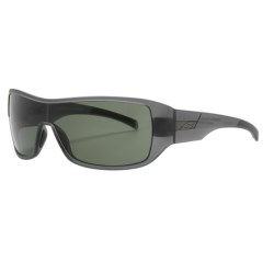 Smith Optics Stronghold Sunglasses - Polarized in Matte Smoke/Grey Green