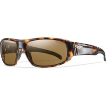 Smith Optics Tenet Sunglasses - Polarized, Glass Lenses in Tortoise/Brown - Closeouts