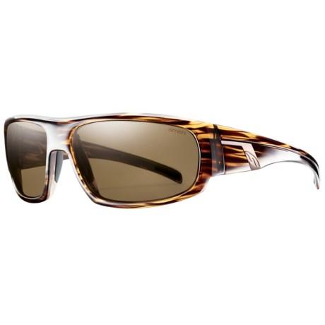 Smith Optics Terrace Sunglasses - Polarized in Mahogany/Polar Brown