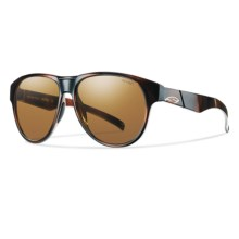 Smith Optics Townsend Polarized Sunglasses in Tortoise/Polarized Brown - Closeouts