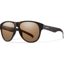 Smith Optics Townsend Sunglasses in Matte Tortoise/Brown - Closeouts