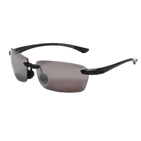 Smith Optics Trailblazer Sunglasses Polarchromic ChromaPop Ignitor Lenses