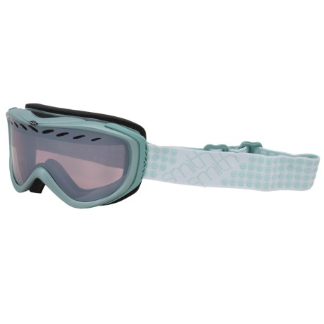 Smith Optics Transit Pro Snowsport Goggles in Mist/Ignitor