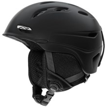 Smith Optics Transport Snowsport Helmet in Matte Black - Closeouts