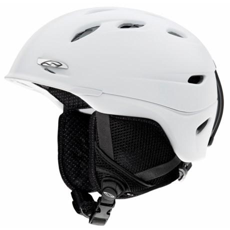 Smith Optics Transport Snowsport Helmet in Matte White