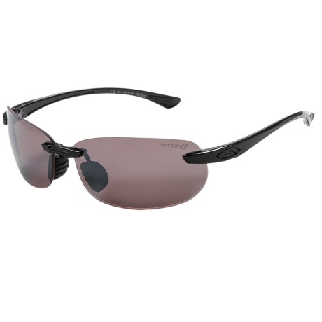 Smith Optics Turnkey Sunglasses ChromaPop Polarchromic Ignitor Lenses
