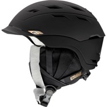 Smith Optics Valance Snowsport Helmet (For Women) in Black Dazzle - Closeouts
