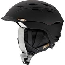 Smith Optics Valance Snowsport Helmet (For Women) in Black Dazzle - Closeouts