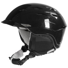 Smith Optics Valence Snowsport Helmet (For Women) in Black Discord - Closeouts