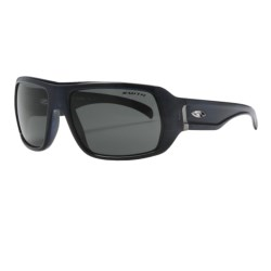 Smith Optics Vanguard Sunglasses - Polarized in Blue Stripe/Grey