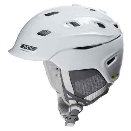 Smith Optics Vantage MIPS Ski Helmet (For Women) in White - Closeouts