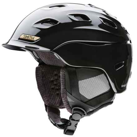 Smith Optics Vantage Ski Helmet - Asia Fit (For Women) in Black Pearl - Closeouts