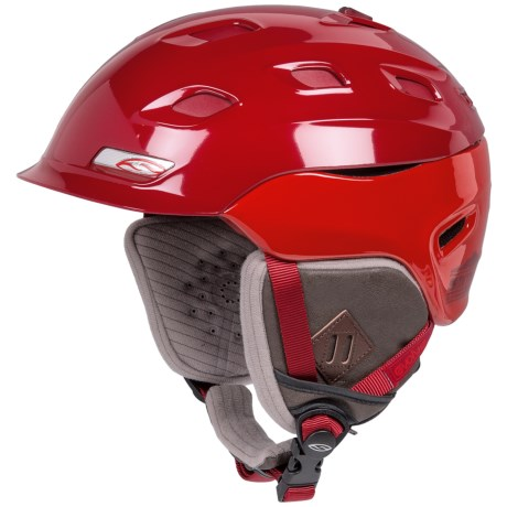 Smith Optics Vantage Ski Helmet in Ember Legacy