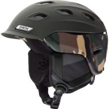 Smith Optics Vantage Ski Helmet in Matte Disruption - Closeouts