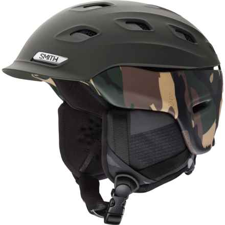 Smith Optics Vantage Ski Helmet in Matte Disruption - Closeouts