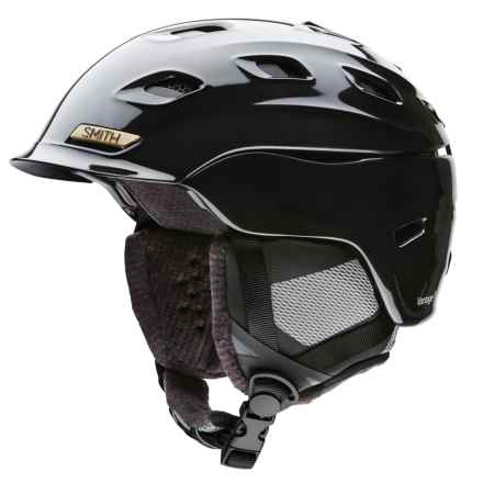 Smith Optics Vantage Snowsport Helmet (For Women) in Black Pearl - Closeouts