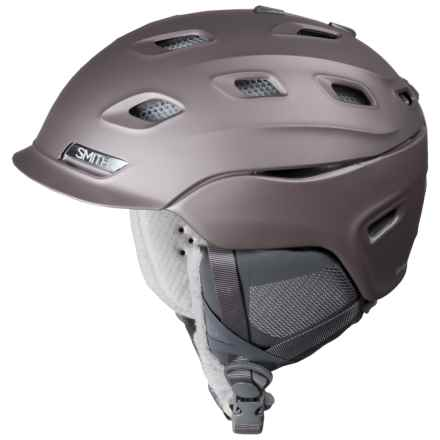 Smith Optics Vantage Snowsport Helmet (For Women) in Matte Lunar - Closeouts
