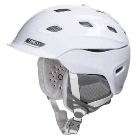 Smith Optics Vantage Snowsport Helmet (For Women) in White - Closeouts