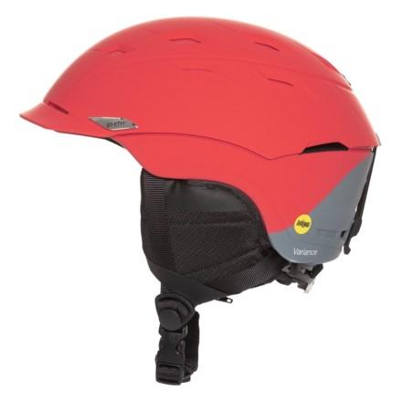 a9adea83932d5 Smith Optics Variance Ski Helmet - MIPS in Matte Fire Split - Closeouts