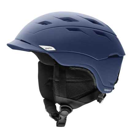 Smith Optics Variance Snowsport Helmet in Matte Navy - Closeouts