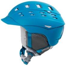 Smith Optics Variant Brim Snowsport Helmet (For Women) in Light Blue Twist - Closeouts