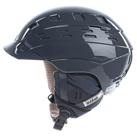 Smith Optics Variant Brim Snowsport Helmet in Glacier Grey Legacy