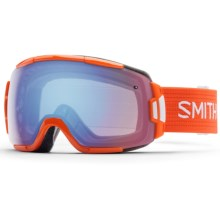 Smith Optics Vice Ski Goggles in Orange/Blue Sensor - Closeouts