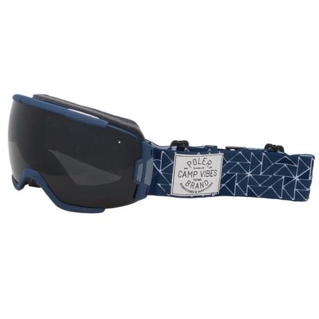 Smith Optics Vice Snowsport Goggles in Adventure Goggle/Blackout