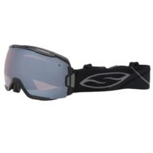 Smith Optics Vice Snowsport Goggles in Black/Ignitor Mirror - Closeouts