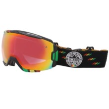 Smith Optics Vice Snowsport Goggles in Irie Rockers/Red Sensor Mirror - Closeouts