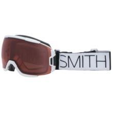 Smith Optics Vice Snowsport Goggles - RC36 Lens in White Block/Rc36 - Closeouts