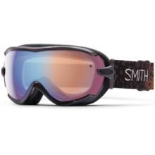 Smith Optics Virtue Ski Goggles (For Women) in Uncanged/Blue Sensor - Closeouts