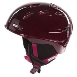 Smith Optics Voyage Snowsport Helmet - BOA® System (For Women) in Merlot