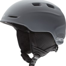 Smith Optics Zoom Jr. Ski Helmet (For Little and Big Kids) in Charcoal Stickfort - Closeouts