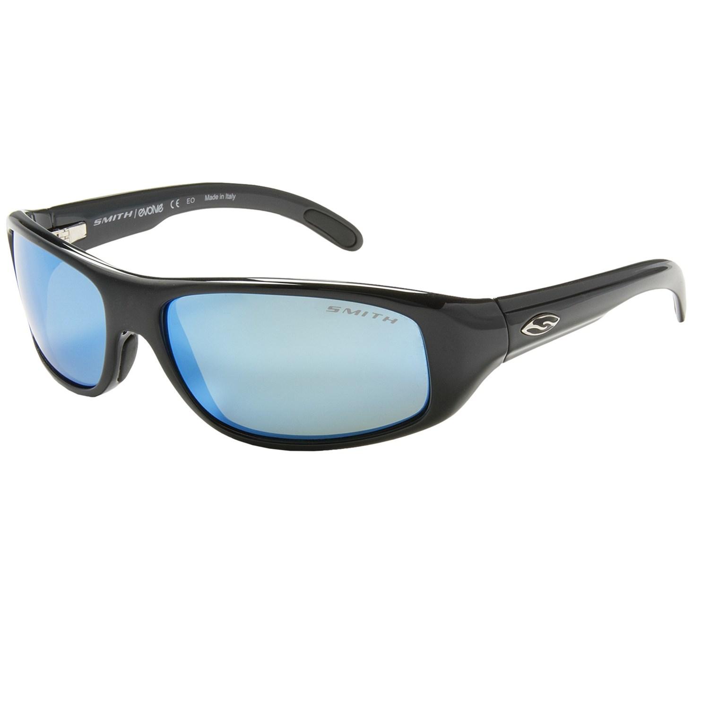 Blue Lens Sunglasses Polarized