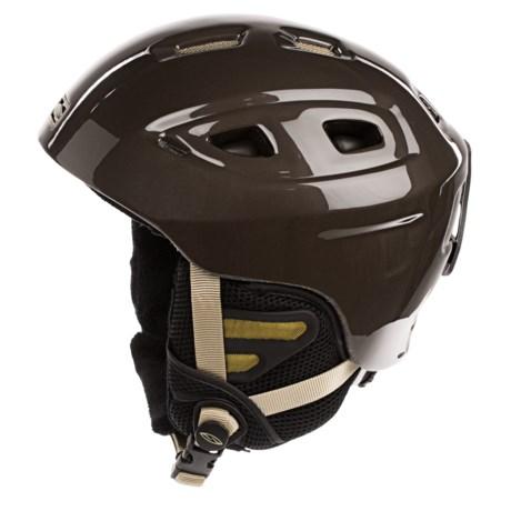 Smith Venue Snowsport Helmet in Metallic Bronze