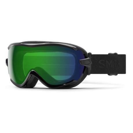 98211a909d31 Smith Virtue ChromaPop® Ski Goggles - Polarized (For Women) in Black Mosaic