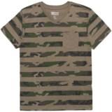 Smith's American Camo-Stripe V-Neck T-Shirt - Short Sleeve (For Big Boys)