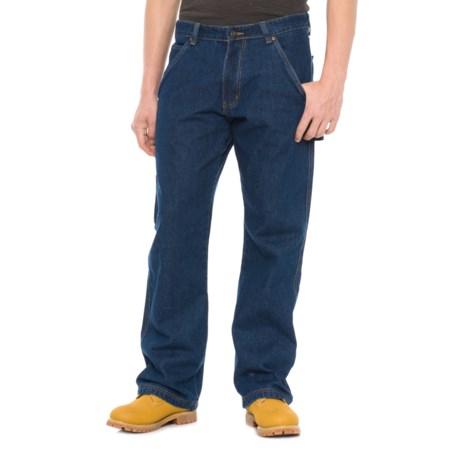 Smith's Workwear Denim Carpenter Pants (For Men) in Dark Blue