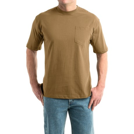 Smith's Workwear High-Performance T-Shirt - Short Sleeve (For Men)