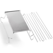 Smokin' Grill S'mores Grill Rack - Stainless Steel in Stainless Steel - Closeouts